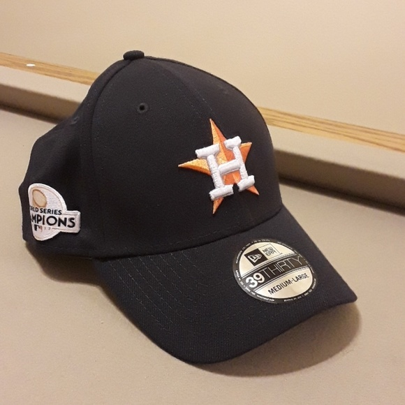 new products 70a56 be630 Houston Astros, world series hat NWT